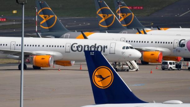 Condor soll weitere Staatshilfen bekommen