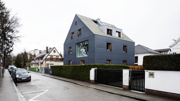 Altbausanierung von einfamilienhaus in m nchen for Altbausanierung frankfurt