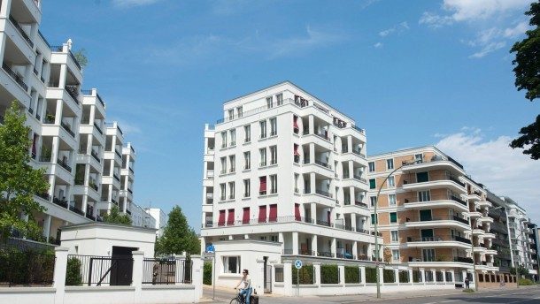 Sparkassen: Immobilienmarkt bereits über Zenit