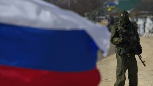 Bei Apple ist die Krim nun russisch
