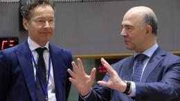 Eurogruppen-Chef lehnt EU-Finanzminister ab