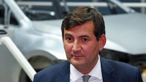 """""""Bei VW muss niemand um den Arbeitsplatz bangen"""""""