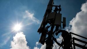 """Superschneller Mobilfunk überall nicht """"realistisch"""""""