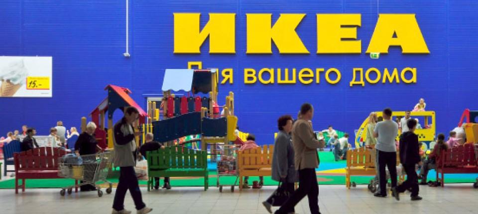 Ikea In Russland Köttbullar Gegen Korruption Unternehmen Faz