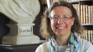 Hilft Privatleuten und Selbständigen beim Ordnung machen: Ordnungstrainerin Heike Hagenau.