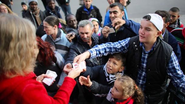 Opposition lehnt Einschränkung der Sozialhilfe ab