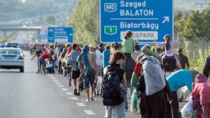 Migration in Industriestaaten nimmt weiter zu