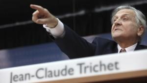 Trichet: Griechenland muss konsequent sparen