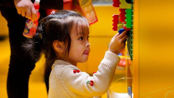 Lego verbündet sich mit chinesischem Tech-Konzern