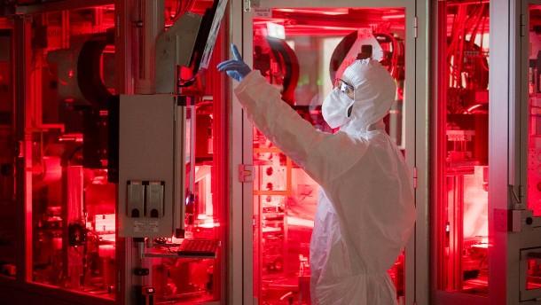 Deutschland wird zur Batteriezellenfabrik Europas