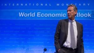 IWF-Chefvolkswirt: Wir haben eine flexible Position