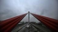Fanal des Investitionsstaus: Die marode Leverkusener Autobahnbrücke