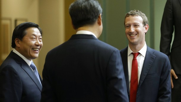 Facebook geht nach China
