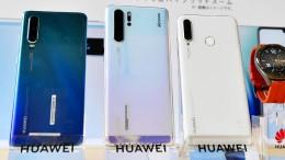 Taiwan stoppt Verkauf von Huawei-Smartphones