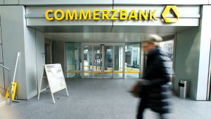 Übernahmegerüchte bewegen Kurs der Commerzbank-Aktie