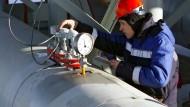 EU verkündet Eckpunkte im Gasstreit