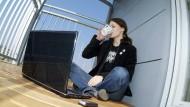Arbeiten ohne Pause - wird dann irgendwann die Zwangspause fällig?