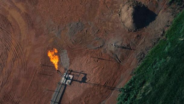 Gasexport als strategische Waffe gegen Russland