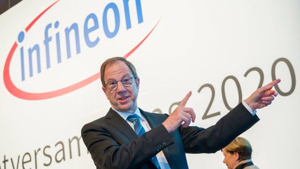 Infineon kommt Milliardenübernahme näher