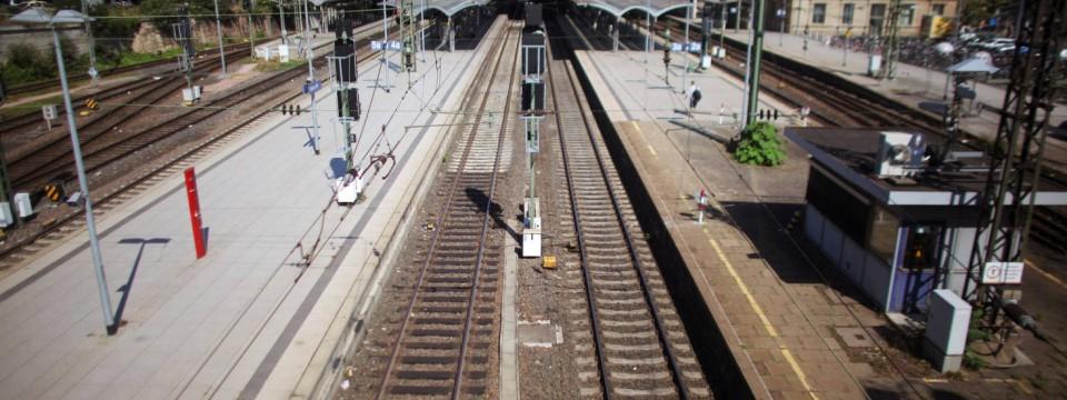 Stillstand Am Hauptbahnhof: Mainz Wird Zur Blamage Für Die