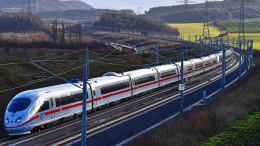 Bahn nennt Start auf neuer Strecke missglückt