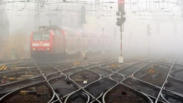 Kartellamt verhängt Bußgelder gegen Schienenhersteller