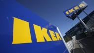 Ikea plant Einkaufszentren in Russland