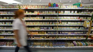 Deutsche geben für Babybedarf über eine Milliarde Euro aus