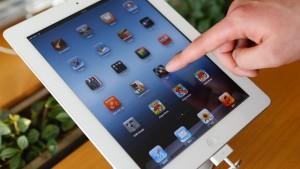 Sharp fährt Produktion von iPad-Bildschirmen herunter