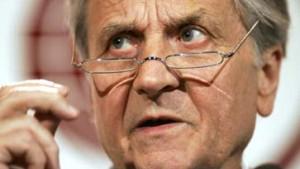 Als wolle Trichet jemanden festlegen