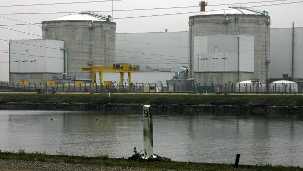 Pannen-Kernkraftwerk Fessenheim geht vom Netz