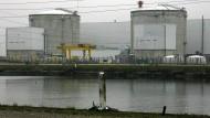 Wird wohl frühestens 2019 geschlossen: Kernkraftwerk in Fessenheim