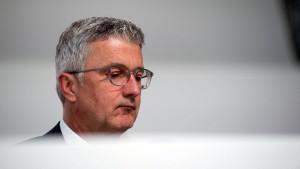 Eigene Mitarbeiter fordern Ablösung des Audi-Chefs