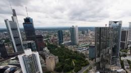 Finanzministerium offen für Fusion von Deutscher Bank und Commerzbank
