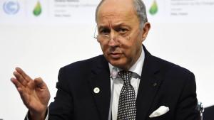 Annäherung auf dem Klimagipfel