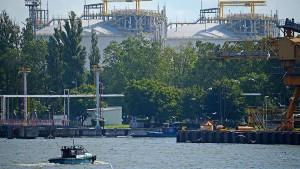 Polen baut jetzt seine eigene Ostseepipeline
