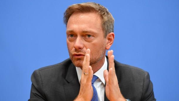 Lindner sieht FDP auf dem Weg in die Opposition