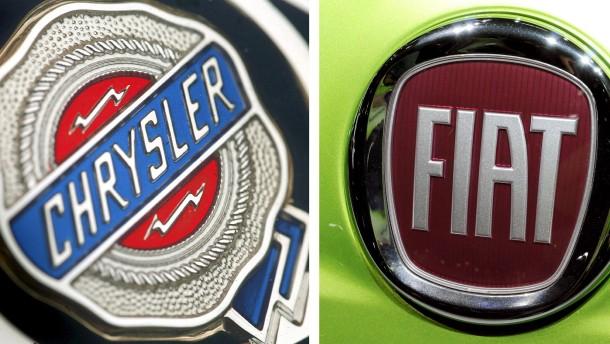 Amerikanische Regierung steigt bei Chrysler aus
