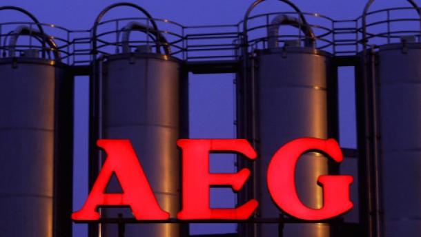 AEG – das war einmal
