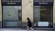 Italienische Krisenbank will mehr Zeit für Rettungsplan