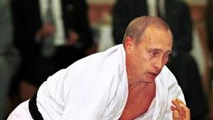Der sanfte Weg des Wladimir Putin