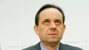 Ein Schweizer soll neuer Chef der deutschen Finanzaufsicht werden