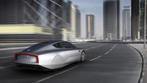 Überholspur: Mit dem Ein-Liter-Auto will Volkswagen an die Spitze