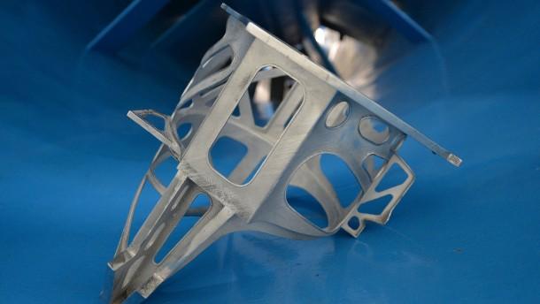 Airbus startet Serienfertigung im 3D-Drucker
