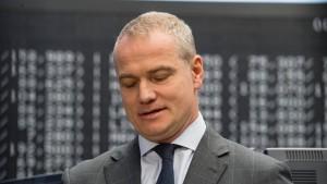 Chef der Deutschen Börse Kengeter tritt zurück