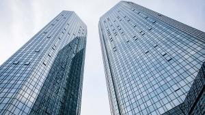 Deutsche Bank zahlt 1,4 Milliarden Euro