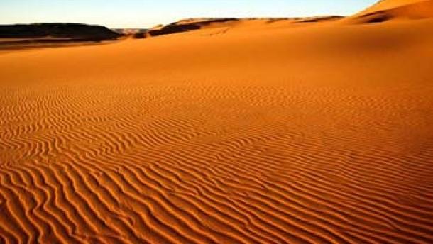 Spektakuläre Großprojekte in der Wüste Saudi-Arabiens