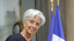Europa will IWF-Chefposten