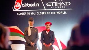 Gericht verbietet 31 Gemeinschaftsflüge von Air Berlin und Etihad