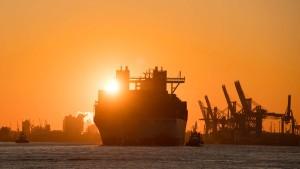 Der Welthandel nimmt weiter Fahrt auf